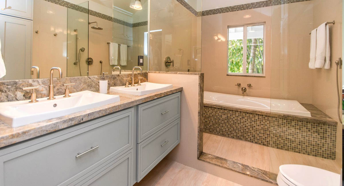 Gallery laguna kitchen and bath design and remodeling for Bathroom remodel orange county ca