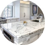 Marble Countertops in Laguna Hills CALIFORNIA
