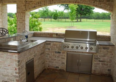 outdoor kitchen builder oc