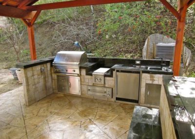 outdoor kitchen builder oc3