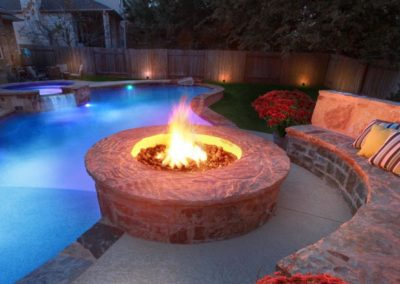 outdoor living Fire Pit Mission Viejo