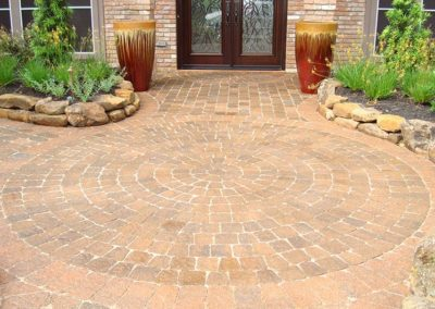 pavers installation in Mission Viejo ca