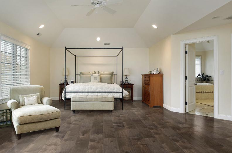 Luxury vinyl flooring in Laguna HIlls