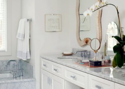 Marble Bathroom Vanity Irvine