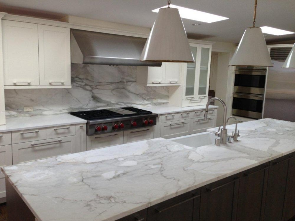 Marble Countertops - Laguna Kitchen And Bath Design And Remodeling