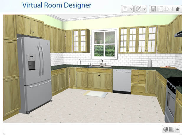 home visualizer - Kitchen Visualizer