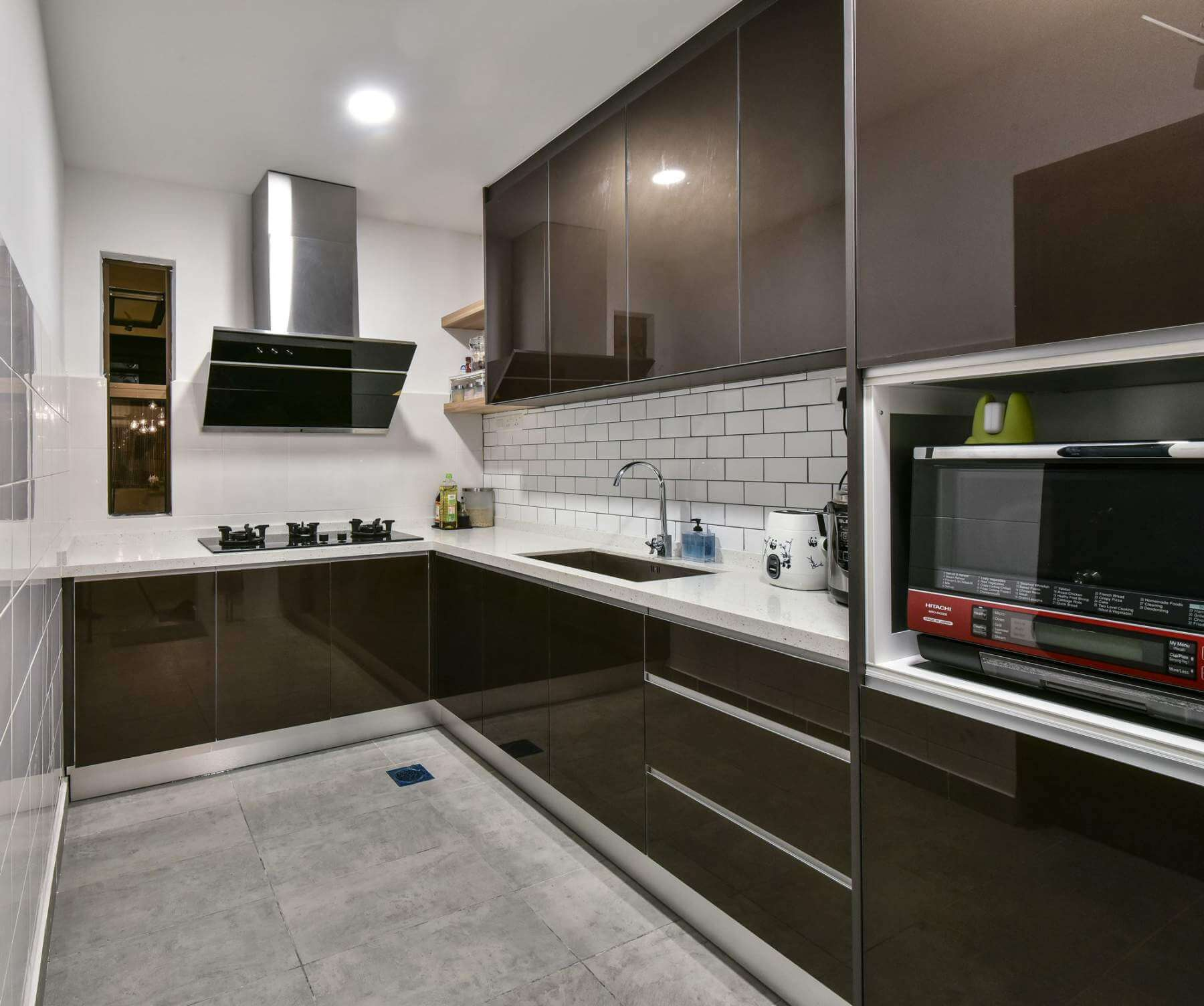 Modern Cabinet Kitchen: Laguna Kitchen And Bath Design And