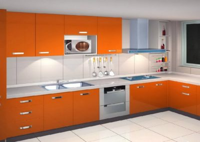 Modern Kitchen and Cabinets24