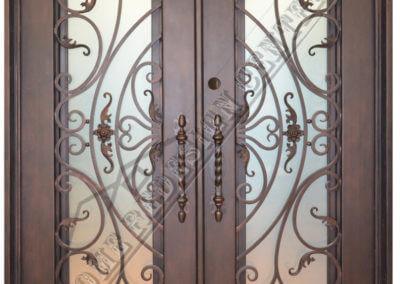 wrought Iron Door Aliso Viejo