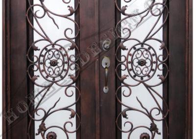 wrought Iron Door Coto De Caza