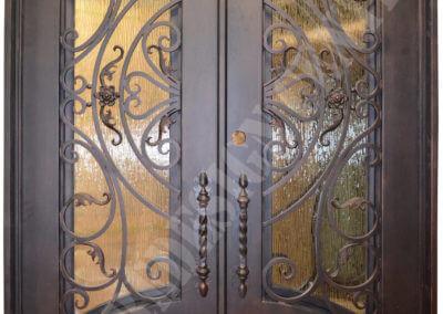 wrought Iron Door Dana Point