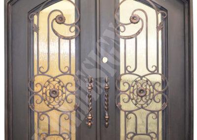 wrought Iron Door Laguna Niguel