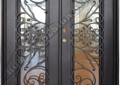 wrought Iron Door Mission Viejo