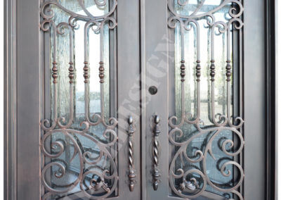 wrought Iron Door lake forest